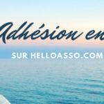 Adhésion FCPE95 par HelloAsso